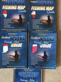 Fishing's Manuels for Sale in Whiteland,  IN