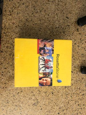 Rosetta Stone Italiano for Sale in Chicago, IL