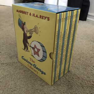 Curious George Books for Sale in El Monte, CA