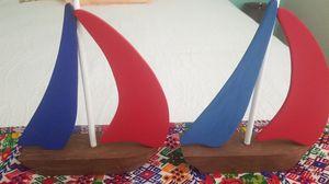 Sailboat decor for Sale in Fontana, CA