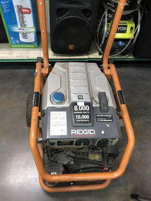 Ridgid generator for Sale in Whittier, CA