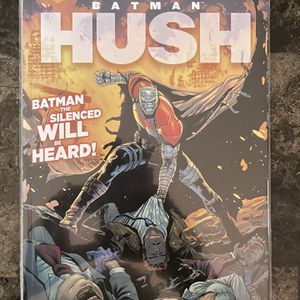 Tales From The Dark Multiverse: Batman Hush #1 (DC Comics) for Sale in Fremont, CA