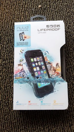 Lifeproof iPhone 5 case for Sale in Fullerton, CA