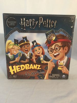 Hedbanz Harry Potter Game for Sale in Garden Grove, CA