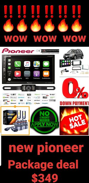 Pioneer Package deal for Sale in San Diego, CA