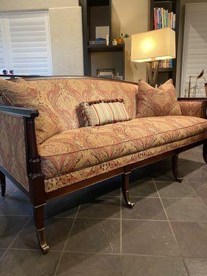 Contemporary Victorian style Down Sofa for Sale in Modesto, CA