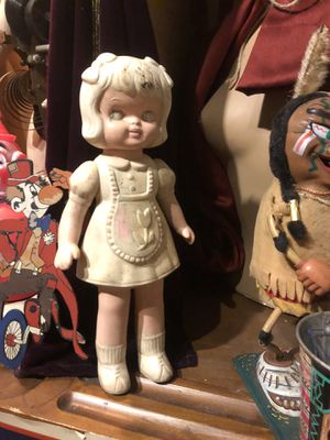 Antique Vintage 1950s Mid Century Doll Toy for Sale in Fort Lauderdale, FL
