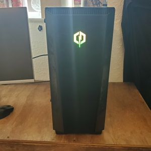 Gaming Pc + 27in Curved Monitor +soundbar + Wireless Xbox Controller for Sale in Fort Lauderdale, FL