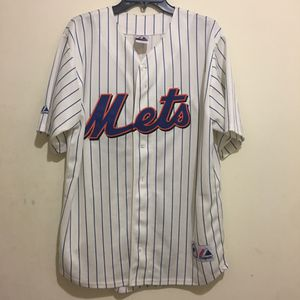 Mets baseball jersey XL fits like medium for Sale in Fort Washington, MD