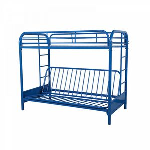 Bunk bed with futon base for Sale in Portland, OR