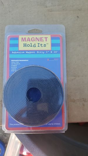 """Magnet Hold Its 1""""×10' for Sale in Stockton, CA"""