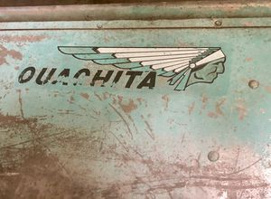 Ouachita Marine 14' Aluminum Fishing Boat for Sale in San Diego, CA