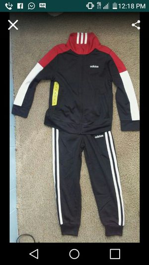 Adidas Track suit kids for Sale in Kent, WA