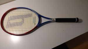 Prince brand LTX Arc Light Babola tennis racket for Sale in Columbus, OH