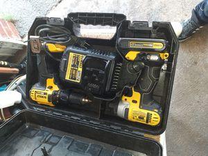 Set dewalt tool for Sale in Adelphi, MD