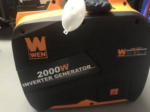 2000W inverter generator brand new never used for Sale in Spring Hill, FL