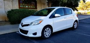 TOYOTA YARIS 2012 CLEAN TITLE for Sale in Fontana, CA