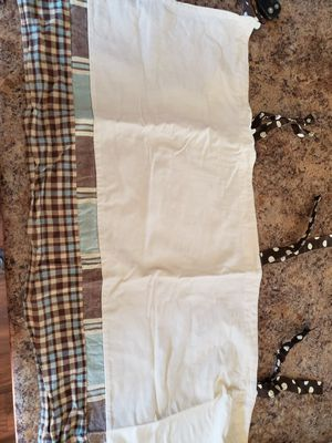 Window Curtain valance for baby's room for Sale in Byrnes Mill, MO