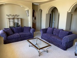 Beautiful sofas will separate for Sale in Mesa, AZ