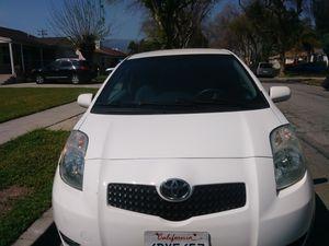 2008 Toyota yaris automatic for Sale in San Bernardino, CA