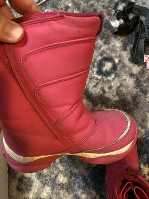 Lands in girls snow boots size 11 for Sale in Olympia, WA