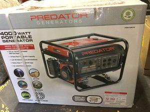 Predator generator for Sale in Spencer, WV