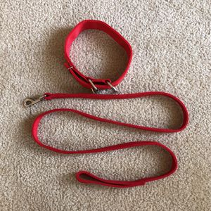 Large And Thick Dog Collar And Leash Set for Sale in Redwood City, CA