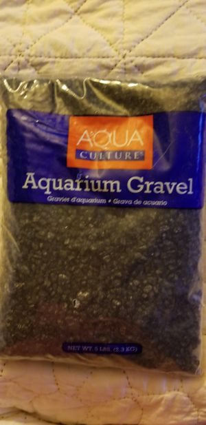 Black Aquarium Rock for Sale in Wichita, KS
