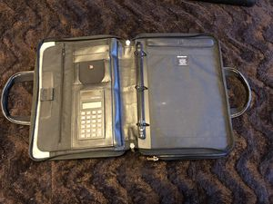 Carrying case with extras for Sale in Alexandria, VA