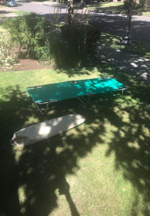 Camping cots (2) for Sale in Newberg, OR