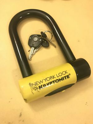 Kryptonite Fahgettaboudit Bike Lock for Sale in Washington, DC