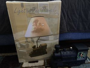 Train Lamp for Sale in Charlotte, NC