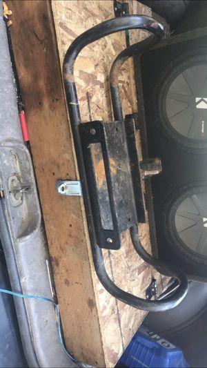 Trailer hitch winch plate for Sale in Arlington, WA