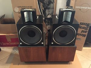 ESS AMT1a Vintage Speakers for Sale in Escondido, CA