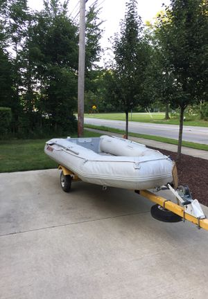 10' inflatable boat for Sale in North Olmsted, OH