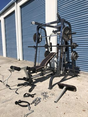 Marcy home gym smith Nice for Sale in Oviedo, FL