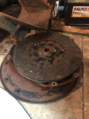 Clutch and flywheel for Sale in Medina, OH