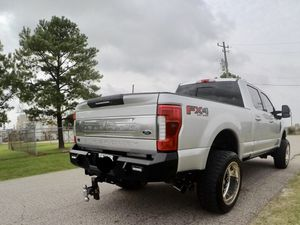 2017+ F250 HDX bumpers and xmetal grill for Sale in Houston, TX