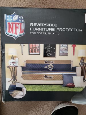 Rams couch cover for Sale in Hesperia, CA