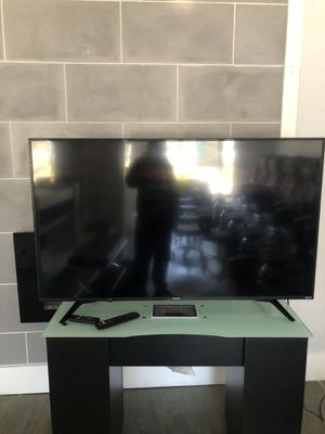 55 inch hisense tv for Sale in Columbus, OH