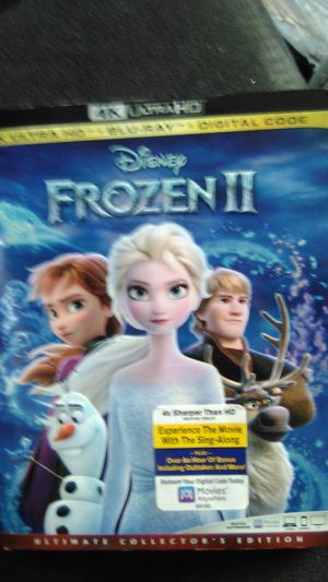 Frozen 2 movie for Sale in Los Angeles, CA