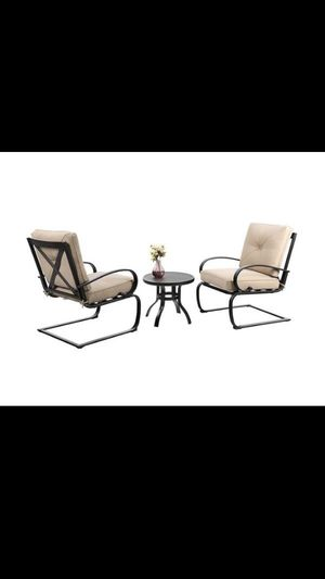 For sale brand new outdoor patio furniture chairs for Sale in Moreno Valley, CA