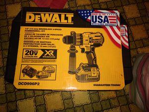 DeWalt 1/2 In hammerdrill combo kits for Sale in Lawton, OK