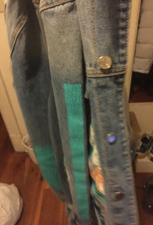 New guess jean jacket xl for Sale in Washington, DC