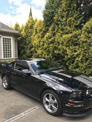 '05 Shelby Style Ford Mustang, Gorgeous, Low Miles for Sale in Olympia, WA