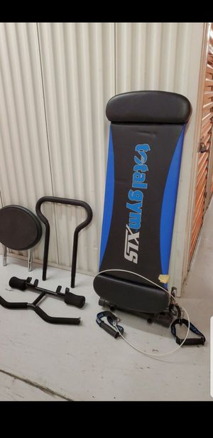 Total Gym XLS for Sale in North Miami Beach, FL