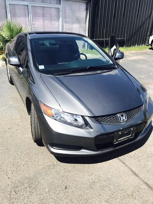 2012 Honda Civic LOW DOWN for Sale in Houston, TX