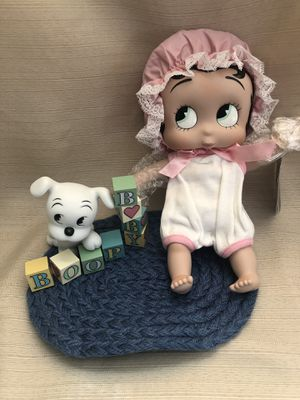 Betty Boop Collectable Baby doll set for Sale for sale  Miramar, FL