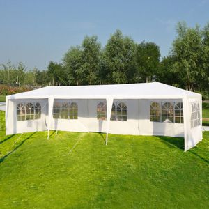 10' x 30' Outdoor Canopy Tent for Weddings, Parties, BBQs, Events (5 Wall Covers) for Sale in Las Vegas, NV