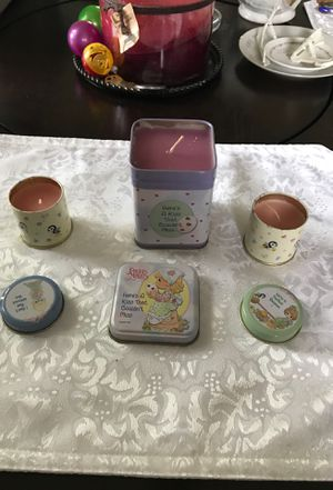Precious moments candles for Sale in Middleburg Heights, OH